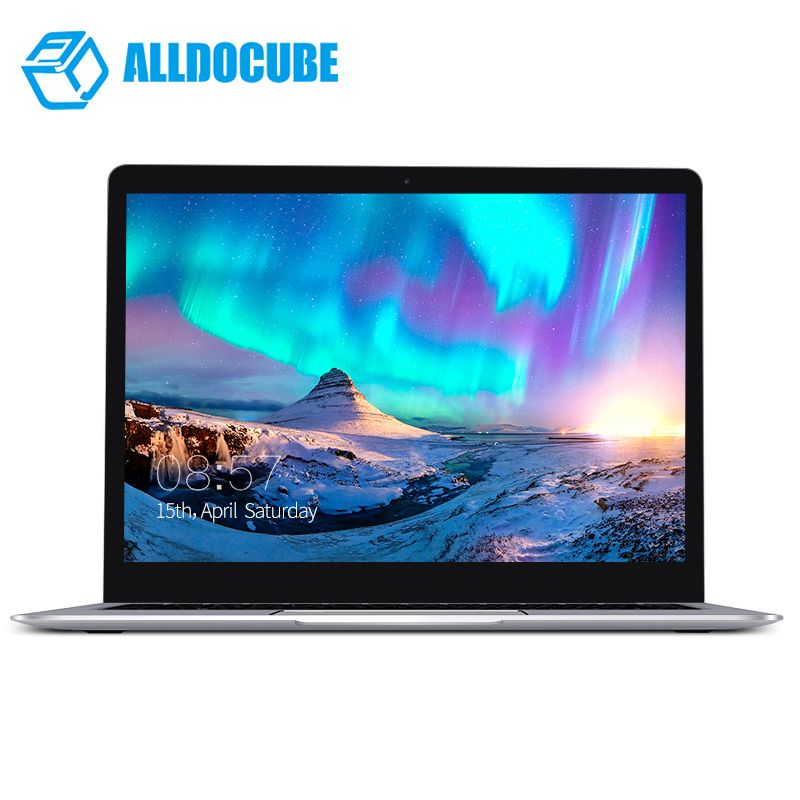 ALLDOCUBE cube i35 Denker fingerprint Notebook 13,5 zoll 3000*2000 IPS Tablet Touchscreen Intel Kabylake 7Y30 8 GB/256 GB Typ C