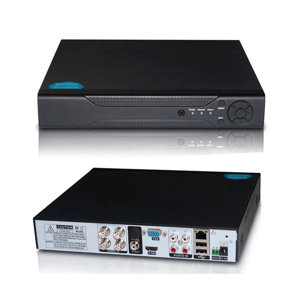 YiiSPO 4CH/8CH 16CH 1080N TVI CVI AHD 5in1 DVR/1080P NVR Video Recorder AHD DVR For AHD/Analog Camera IP Camera onvif p2p RS485
