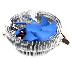 High Quality PC CPU Cooler Cooling Fan Heatsink for PC For 775 1155 1156 AMD intel Core 2 Duo Celeron Pentium4 Sempron Athlon64