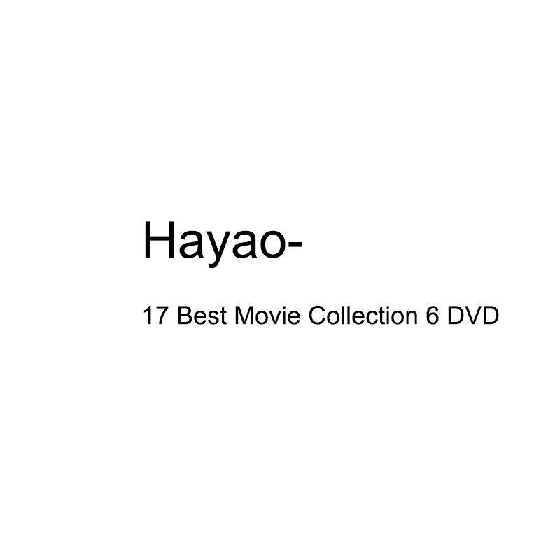 Hayao17 meilleure Collection de films 6 DVD