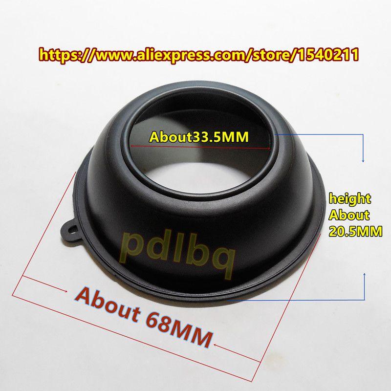 (1PCS & Free Shipping) VLX 400 Steed 400 CB750 Motorcycle Keihin Carburetor Vacuum Diaphragm