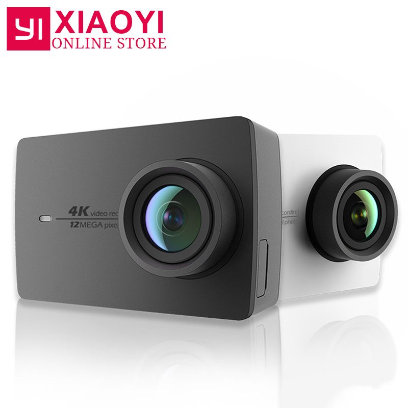 Original Xiaomi YI 4K Action Camera 2 Ambarella A9SE 2.19