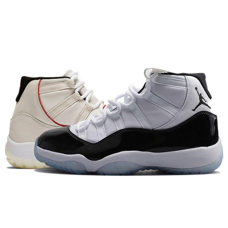 Red Gym Jordan retro 11 XI Männer Basketball Schuhe win wie 82 96 Cap und Kleid Bred hohe Bred Athletisch outdoor-Sport Turnschuhe