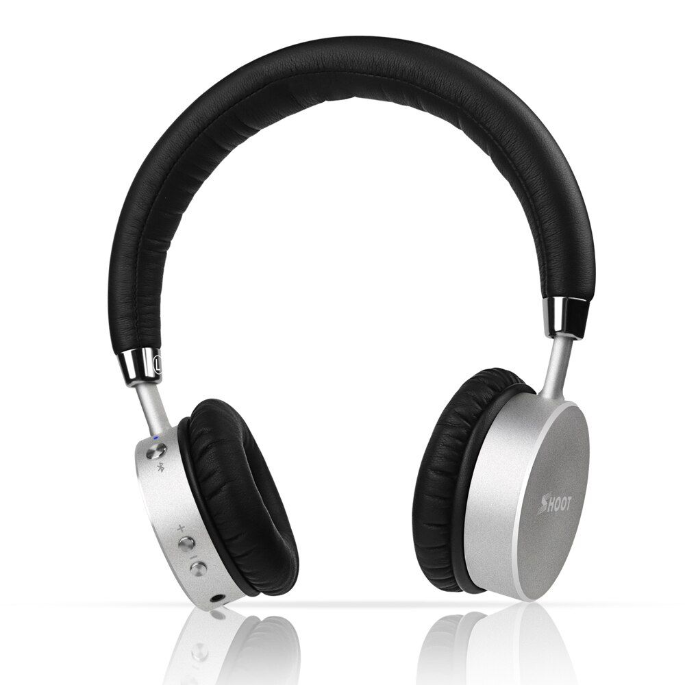 SHOOT Wireless Bluetooth Headphones with Microphone Dynamic Stereo Headset for iPhone Xiaomi Meizu Android Phone Music Call
