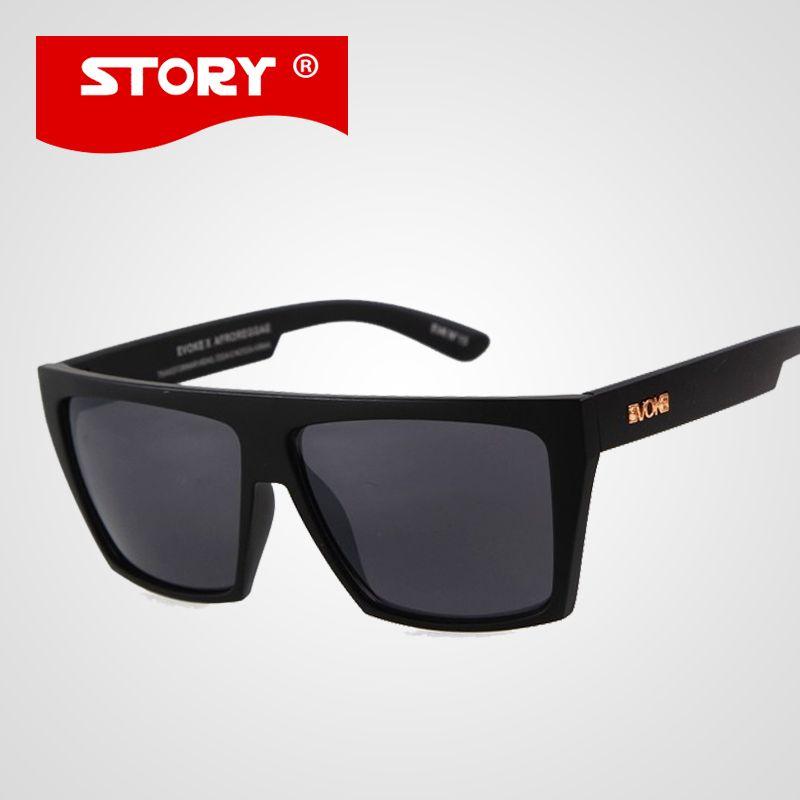 Вызывают Солнцезащитные очки Мужские квадратные Спорт покрытие Усилитель Солнцезащитные очки история 12 видов цветов мужские уличные Óculos ...