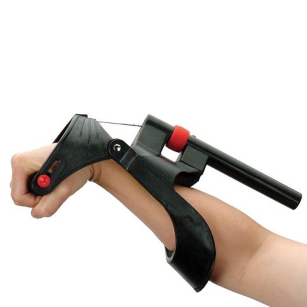 Gym Workout Power Wrist Exerciser Body Building Forearm Training Hand Grips Adjustable Wrist Arm Strength Trainer Equipment