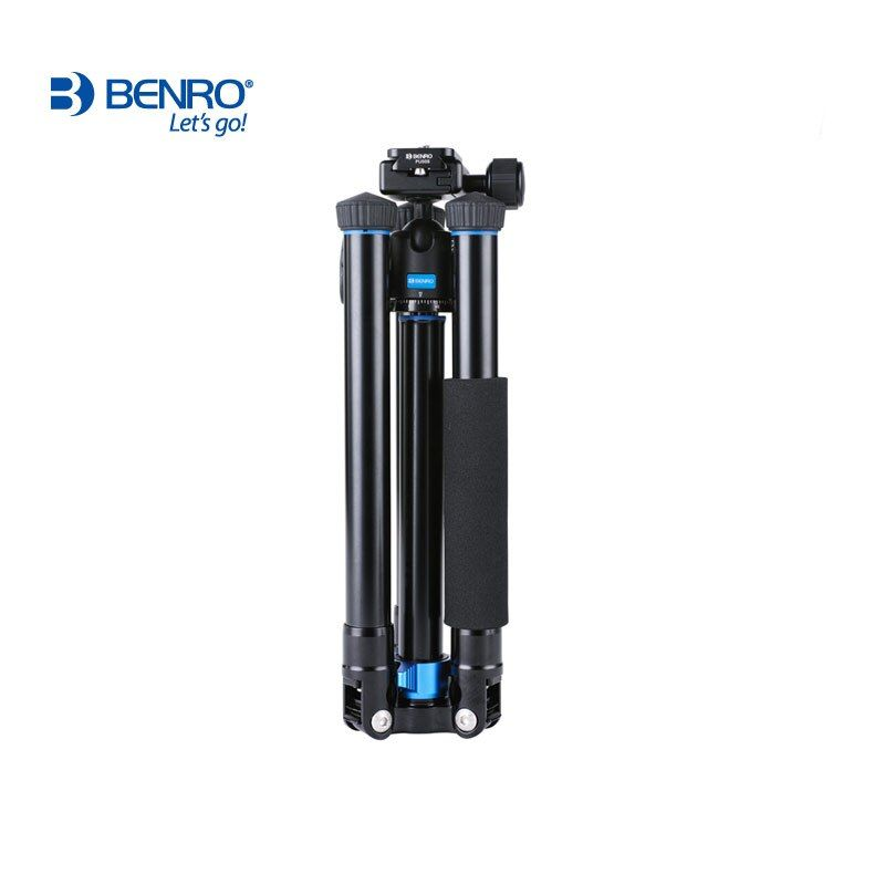 hot sale Benro tripods IS05 reflexed Self lever travel light tripod Selfie Stick Monopod for Smartphones Mirrorless Cameras