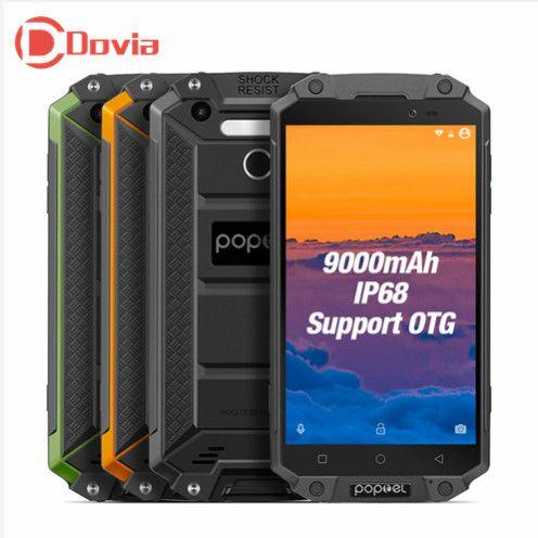 Poptel P9000 MAX 9000mAh 4G Mobile Phone 5.5