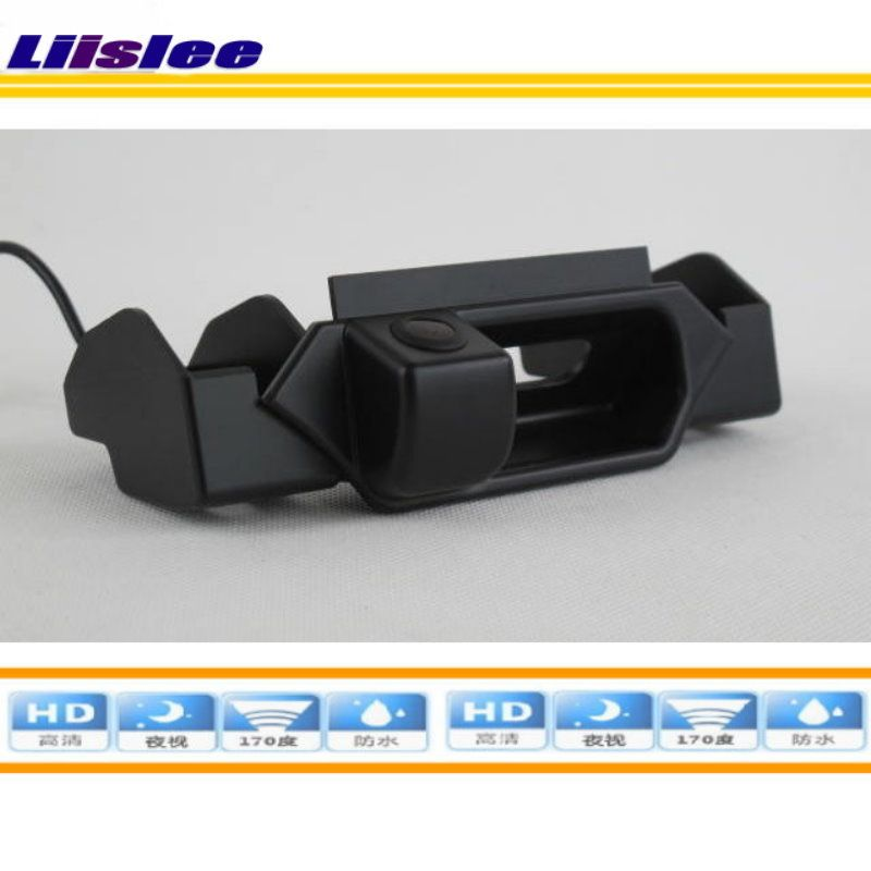 Liislee For Suzuki SX4 Hatchback 2006~2014 / Car Rear View Camera / HD Back Up Reverse Camera / HD CCD Night Vision