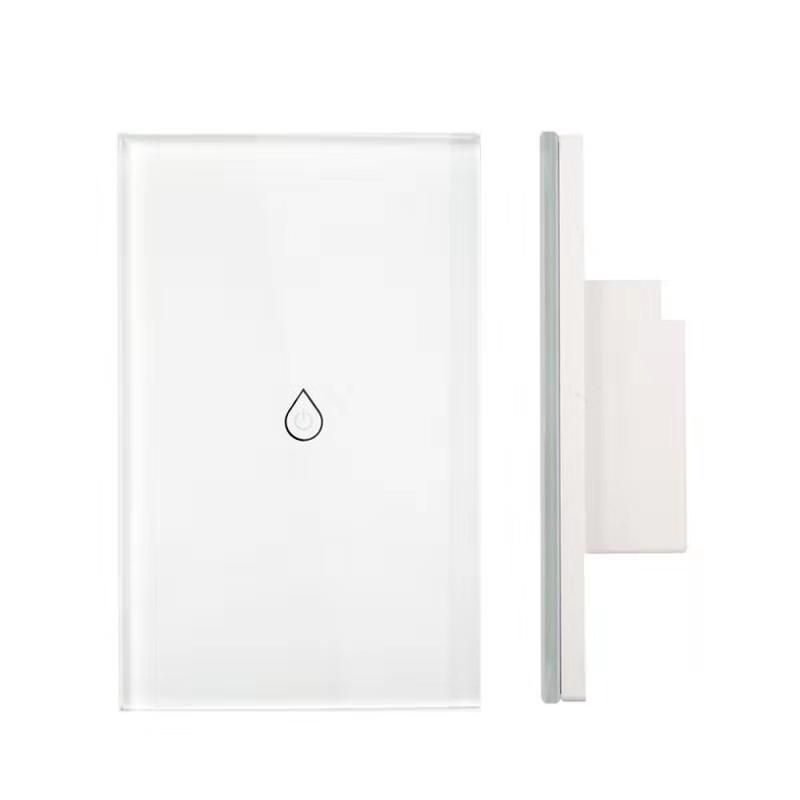 Smart Wifi Water Heater Switch Boiler Switches Alexa Google Home Voice US standard Touch Panel Timer Outdoor 4G App Control