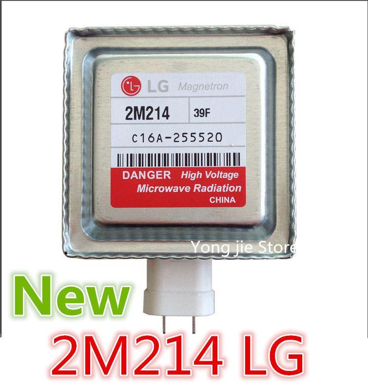 Nouveau 2M214 LG magnétron four à micro-ondes pièces, four à micro-ondes magnétron four à micro-ondes pièces de rechange