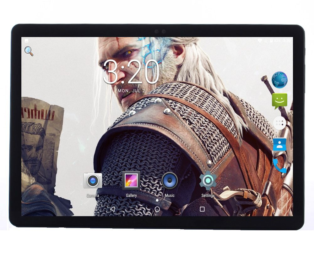 Android 7.0 Metal Cover 4G LTE Tablet pc 10 inch 1920*1200 IPS Screen 10 Core 4GB RAM 64GB ROM GPS Wifi Tablets 10'' kid gifts