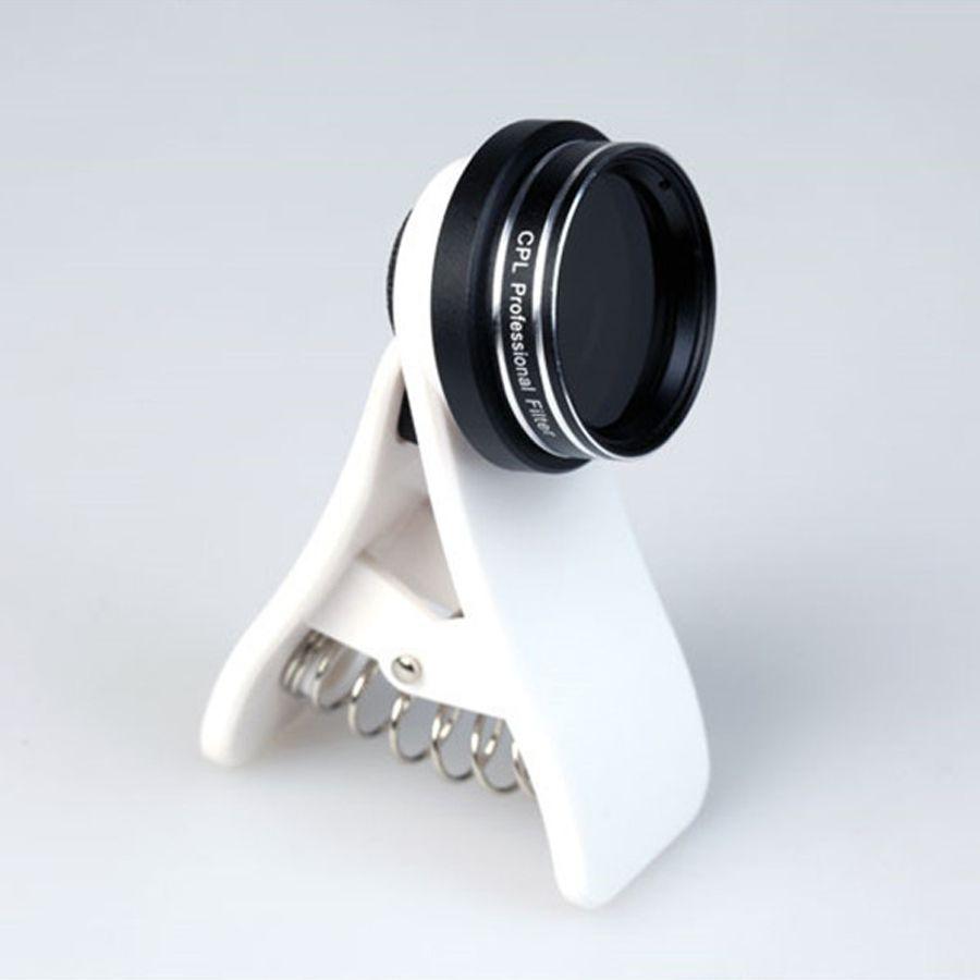 CPL Polfilter Objektiv Professionelle Optische Filter Linsen Telefon Kamera Kit Lente Für iphone Samsung S6 S7 Edge Huawei LG CPL