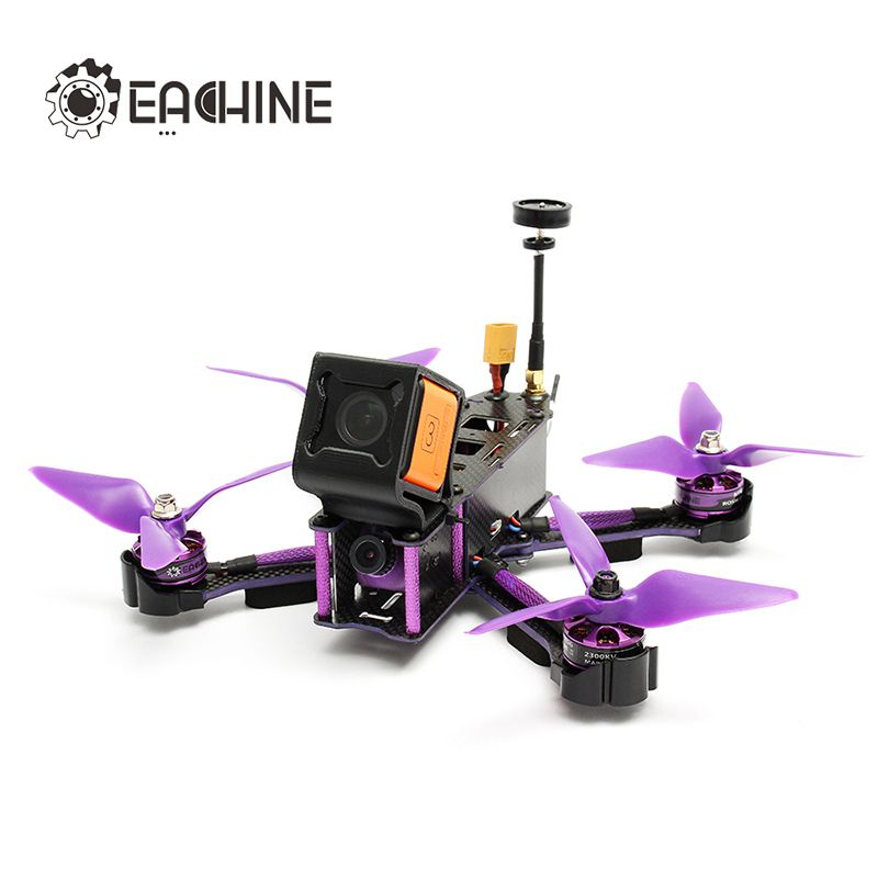 Eachine Wizard X220S ARF RC Multicopter FPV With F4 5.8G 72CH VTX 30A Dshot600 2206 2300KV 800TVL CCD For RC Racer Drone