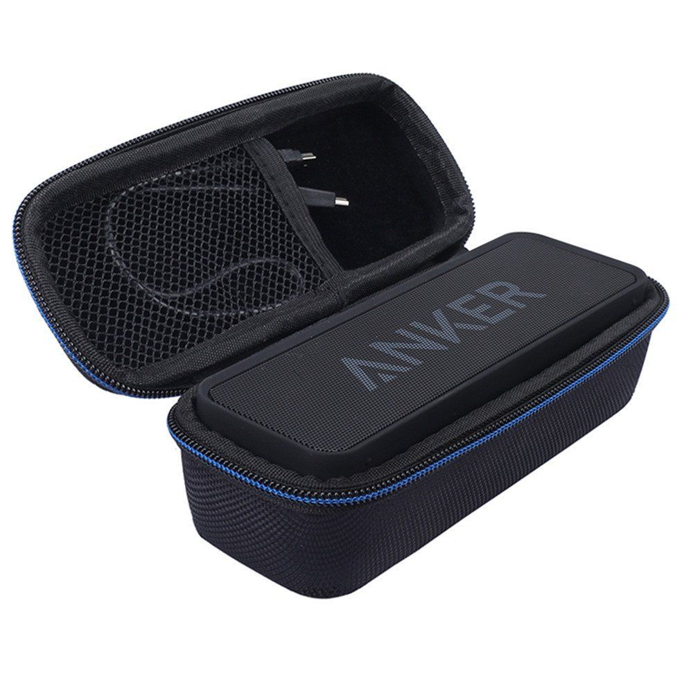 2017 New EVA Hard Case Travel Carrying Storage Bag Case For Anker SoundCore 1 / 2 and DKnight Magic Box 1 / 2 Bluetooth Speaker
