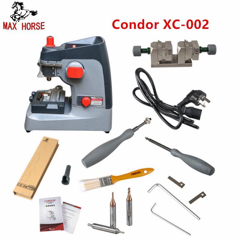 Original Xhorse Condor XC-002 Ikeycutter Mechanische Schlüssel Schneiden Maschine