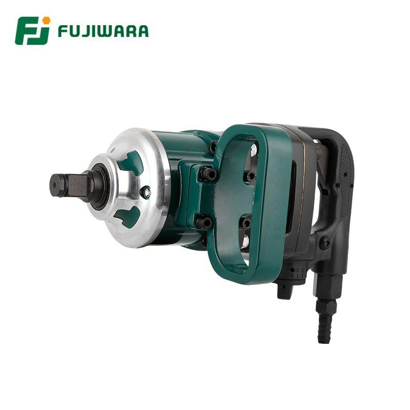 FUJIWARA 3/4 and 1 Inch Air Pneumatic Wrench 1800N.M Large Torque Pneumatic Tool