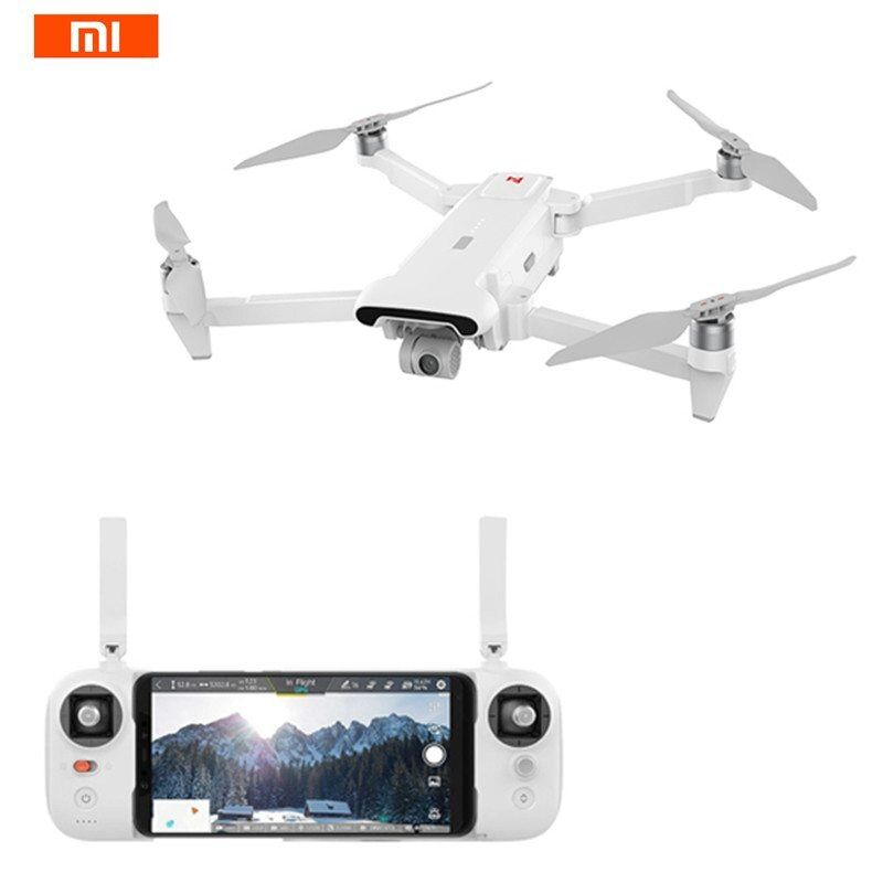 Xiaomi FIMI X8 SE 5KM FPV Mit 3-achsen Gimbal 4K Kamera GPS 33 minuten Flugzeit RC Faltbare Drone Quadcopter RTF Professionelle
