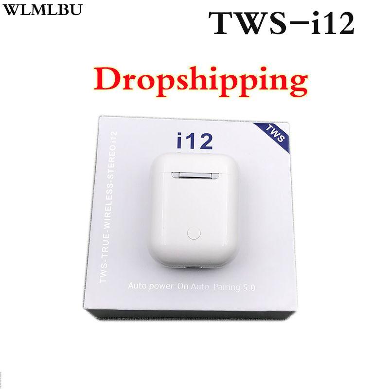 i11 i12 TWS Bluetooth 5.0 Earphone 1:1 Double Calls Smart Touch Earphones For iPhone Pk I9s I7s I10 i100 Earbuds Headphone