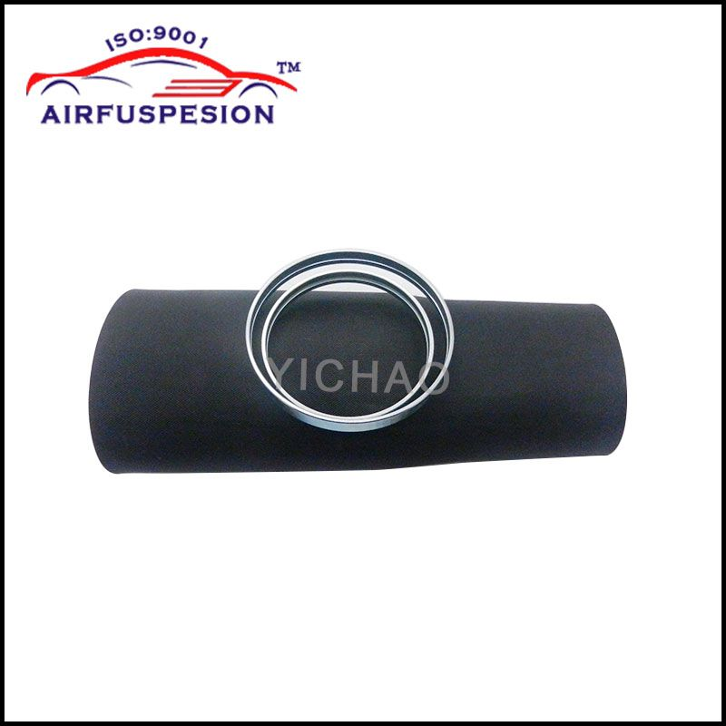 Free Shipping for Mercedes W164 Rear Rubber Sleeve with rings Pillows Air Bellows Air Suspension Repair Kit Bladder 1643200725