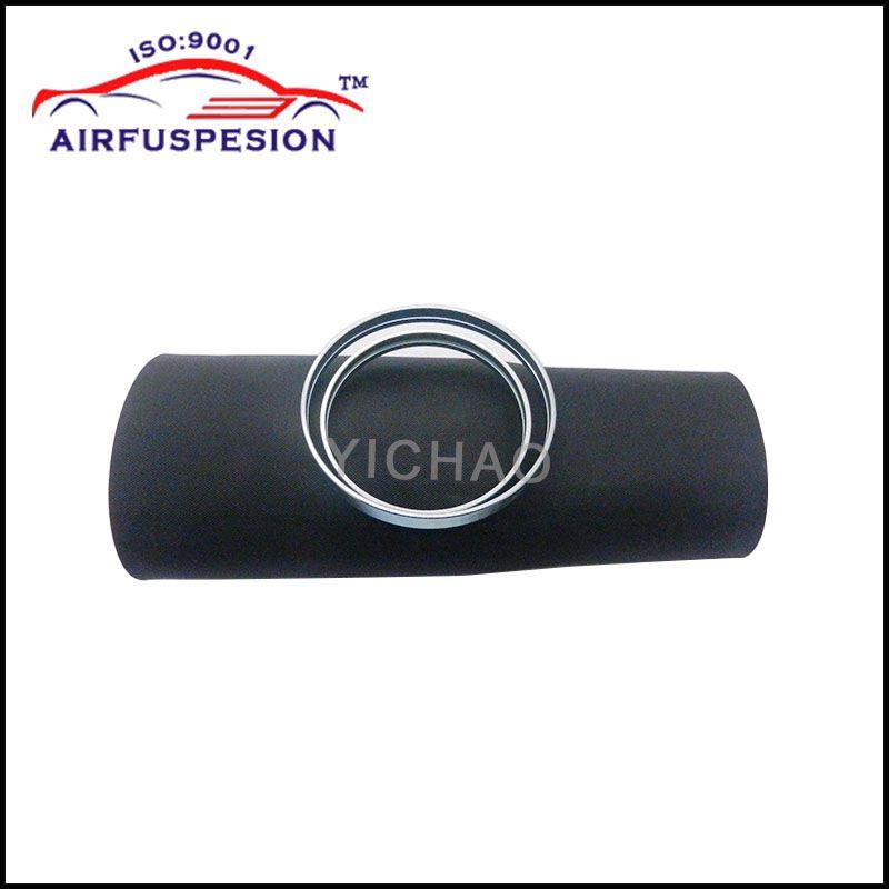 for Mercedes W164 Rear Rubber Sleeve with rings Pillows Air Bellows Air Suspension Repair Kit Bladder 1643200725