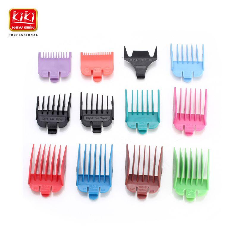 KIKI  12 in 1 guide comb set 1.5/3/6/10/13/16/19/22/25mm
