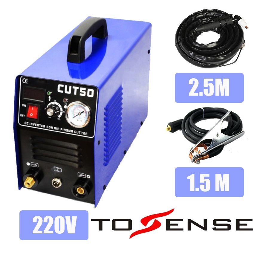 220V 50A Plasma Cutter CUT50 DC Inverter Air Plasma Cutting Machine China Welding Plasma Equipment CUT-50