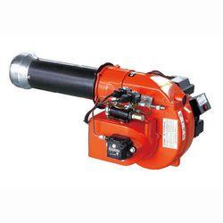 OL26FT de Dos Etapas Diesel Quemador Industrial Quemador De Aceite Ligero 117-271 KW 10 ~ 23 Kg/h para Calderas calefacción