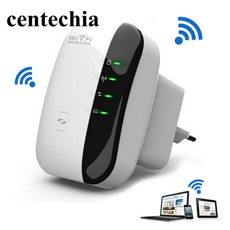 Centechia 2017 New Wireless Wifi Repeater WiFi Routers 300Mbps Range Expander Signal <font><b>Booster</b></font> Extender WIFI Ap Wps Encryption Hot