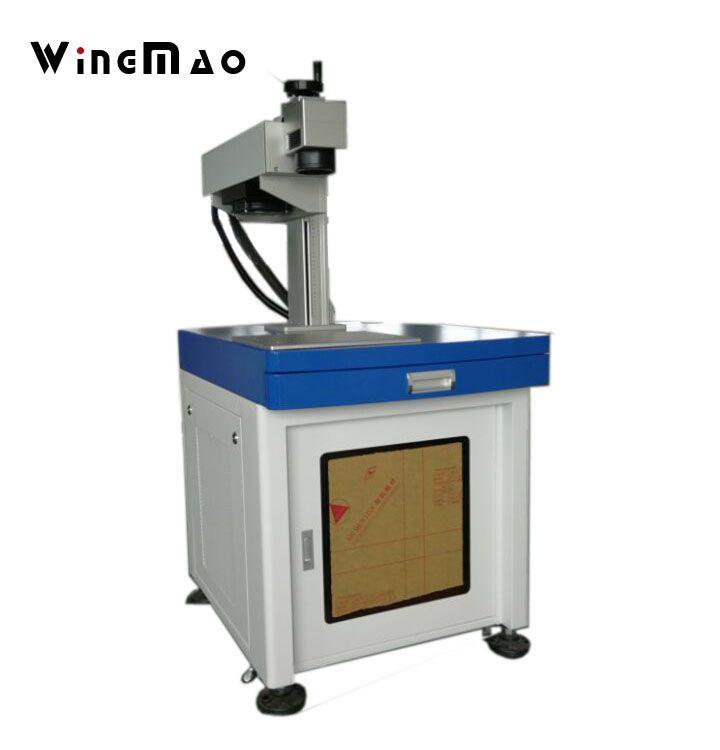 3W 7W 10W high precision glass crystal UV laser engraving machine