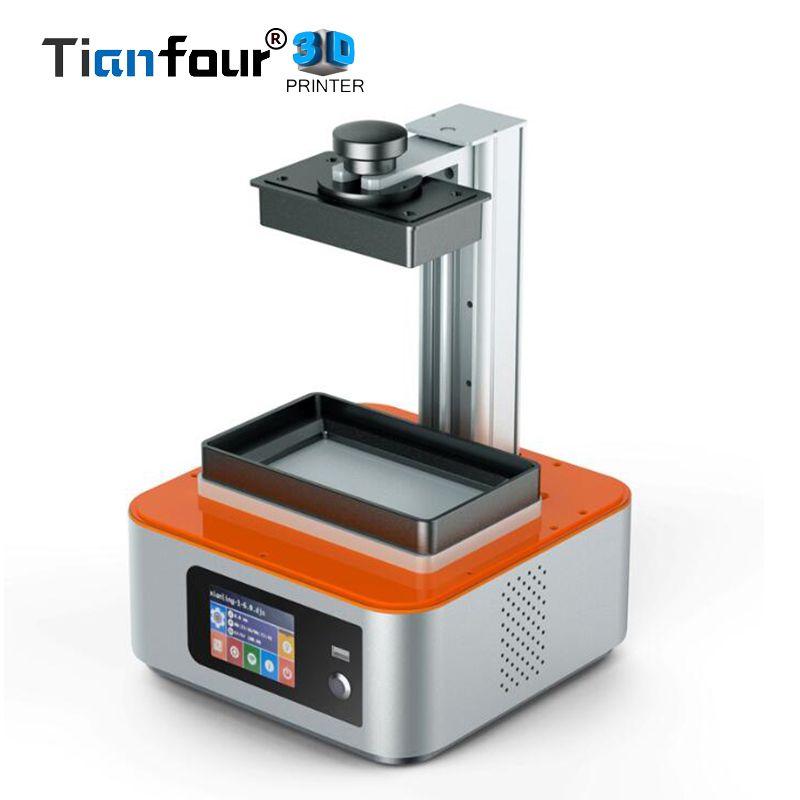 Tianfour Sculptor UV Light-Curing wifi SLA/LCD 3d printer large with 405nm UV resin DLP Impresora for Jewelry dentistry gift