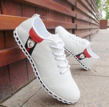 Wholesale Peas shoes men's shoes 2018 spring and summer casual shoes business British tide shoes
