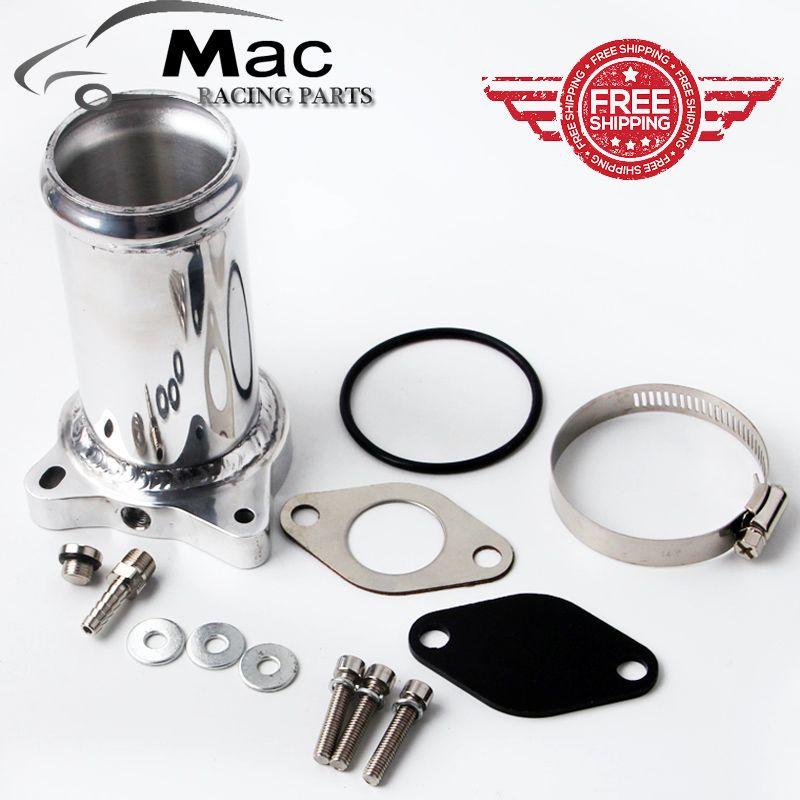 FREE 57MM EGR Valve Replacement Pipe For 1.9 TDI VW 130/160 BHP Diesel EGR Delet Kit vw egr valve tdi egr valve diesel EGR1112