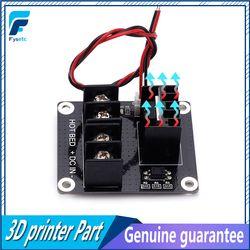 3D Imprimante Chauffée Lit Puissance Module/Foyer MOSFET Module D'extension Inc 2pin Plomb Avec Câble pour Anet A8 A6 a2 Rampes 1.4