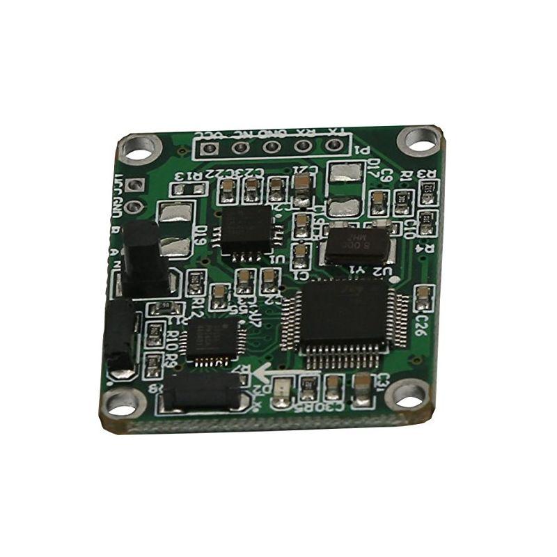 SEC220 2D electric Digital Compass Module Angle Sensor Accuracy 2 Degree Measuring 0-360 degrees( RS232 RS485 TTL Modbus Option)