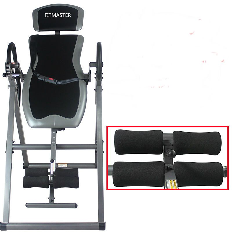 Back Stretcher Machine for Pain Relief Therapy Inversion Table Health Mark Pro Inversion Lumbar Upside down Machine