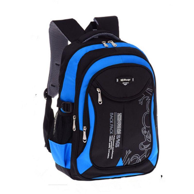 Новые детские школьные сумки рюкзак дети ортопедический Рюкзак Детские ранцы для Обувь для мальчиков и Обувь для девочек начальной школы к...