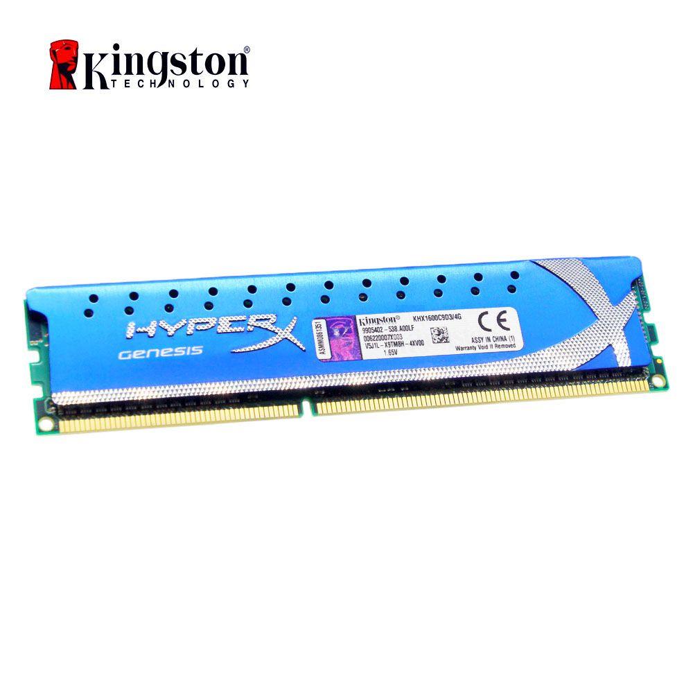 Kingston HyperX RAM DDR3 4GB 8GB 1600MHZ PC3-12800 desktop memory for gaming SO-DIMM