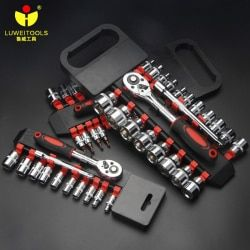 LUWEI CR-V Ratchet Wrench 1/2
