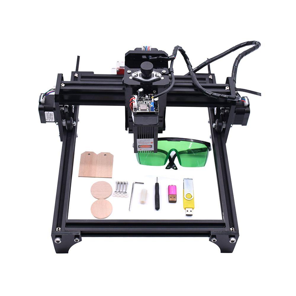 15000 W CNC Gravur Maschine DIY 15 w Laser Gravur Maschine Metall Gravieren Kennzeichnung Maschine Metall Carving Maschine, erweiterte Spielzeug