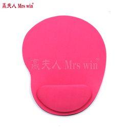 Handgelenk Unterstützung Maus Pad Rest Handgelenk Gesichert Maus pad mit 5 Farben Verdicken Nette für PC