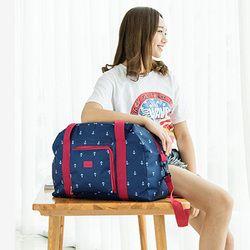 Iux nuevo bolso plegable del recorrido Bolsas de viaje gran capacidad unisex equipaje embalaje viaje mano Bolsas