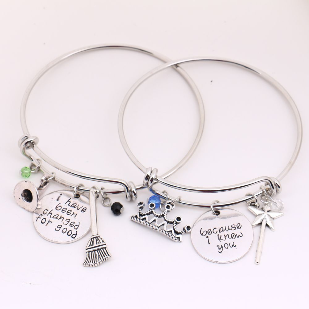Wicked the Musical Bangle Set,