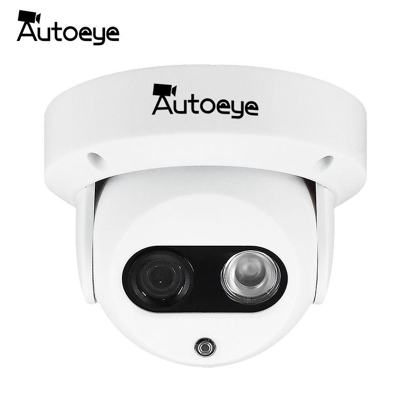 Caméra Autoeye AHD 1080 P Sony IMX323 2MP caméra de Surveillance vidéo IR Vision nocturne 30 M caméra dôme intérieure caméra de sécurité CCTV