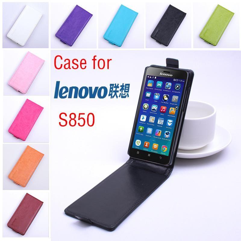 Phone case for Lenovo S850 for Lenovo S850 case Flip Business Style Case Cover Skin Shell.