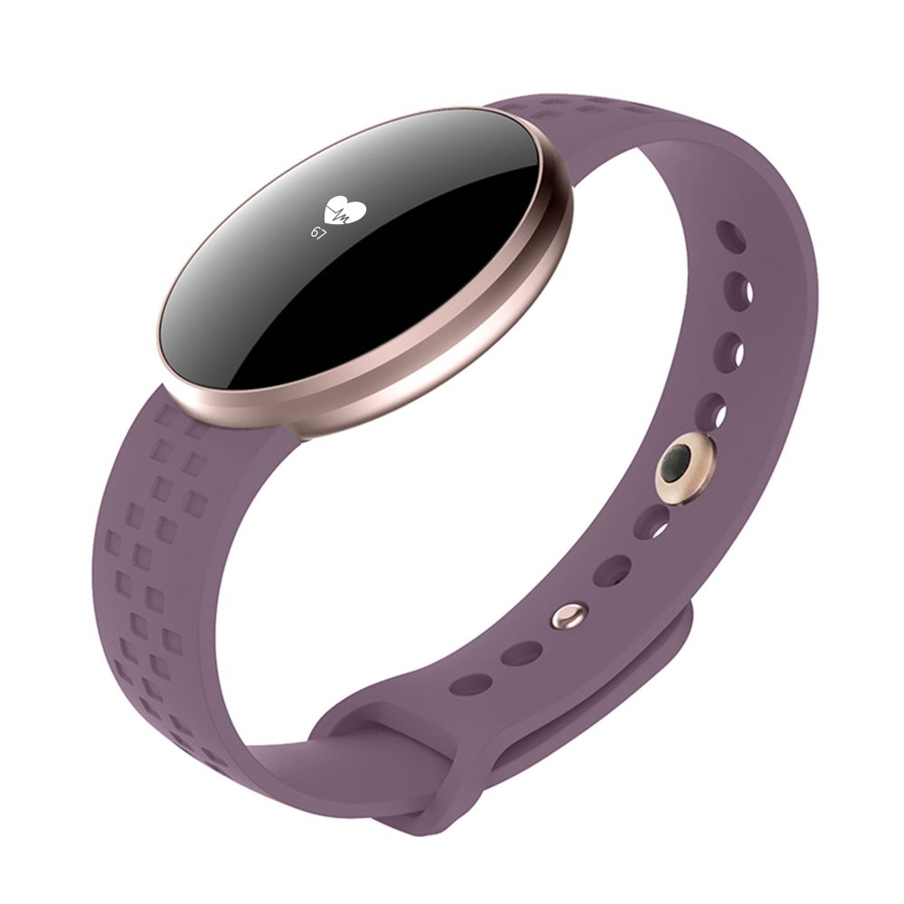 Frauen Smart Uhr für iPhone Android Telefon mit Fitness Schlaf Überwachung Wasserdichte Fernbedienung Kamera GPS Auto Wake Bildschirm