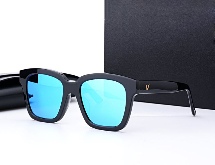 GENTLE Sunglasses Square Frame The Dreamer Polarized Driving Sunglasses Vintage Men Women With original packaging Oculos De Sol