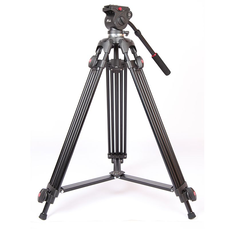 PROGO JIEYANG JY0508 JY-0508 5KG Professional Camera Tripod Video Tripod/Dslr VIDEO Tripod Fluid Head Damping video wholesale