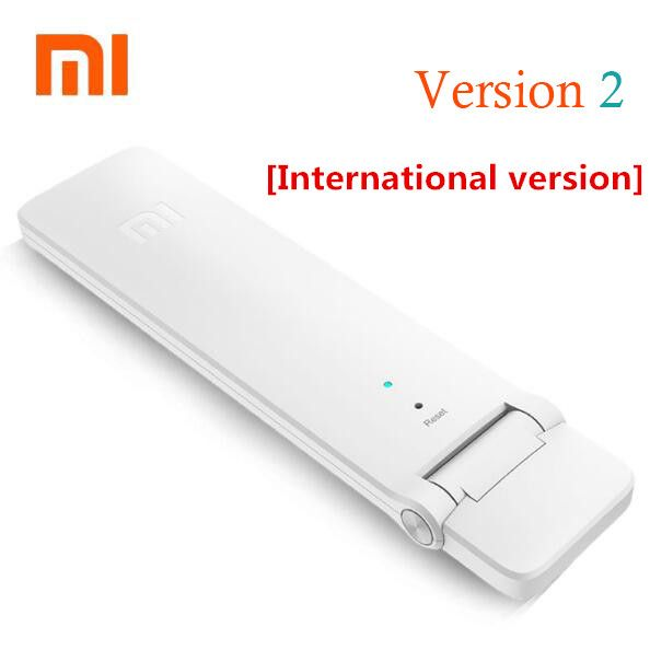 [International version] Xiaomi WIFI Repeater 2 Amplifier Extender 2 Universal mi Repitidor Wi-Fi Extender for mijia mi home App