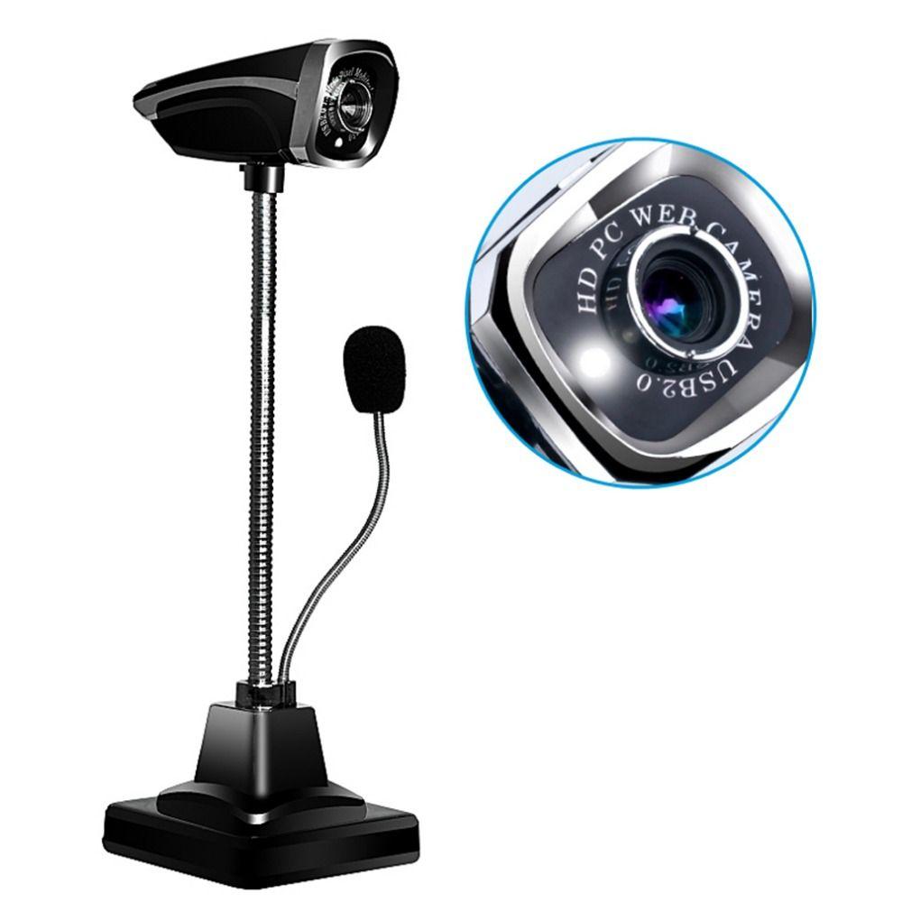 M800 USB 2.0 Verdrahtete Webcams PC Laptop 12 Millionen Pixel Video Kamera Einstellbaren Winkel HD LED Nachtsicht Mit Mikrofon